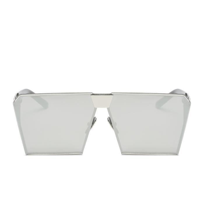 LJL70314134H@Femmes hommes Vintage rétro lunettes de mode unisexe aviateur miroir voyage lunettes de soleil