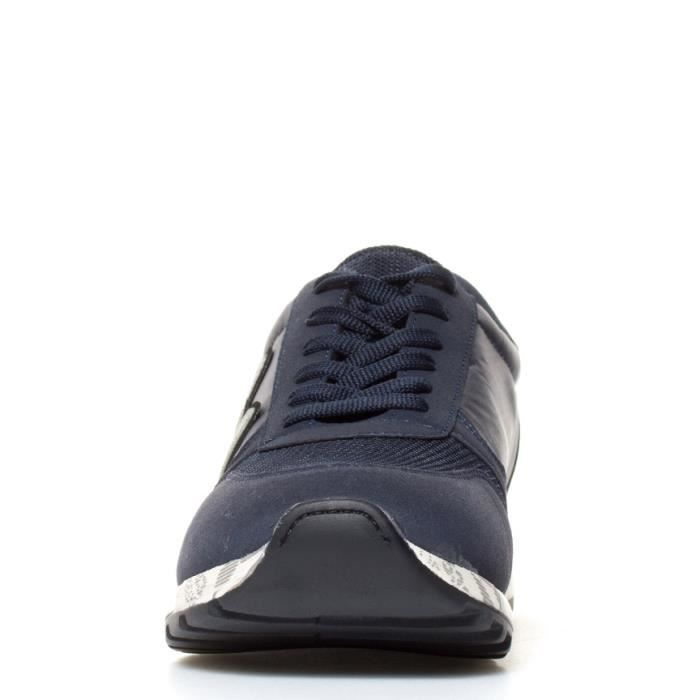 Much More - Marine chaussures de maille Godric 6NmikeZD