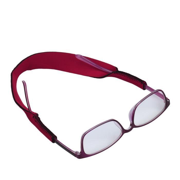 sangle Anti lunettes ruban XXP71231332 de Napoulen®5pcs soleil Extérieur lunettes sports corde dérapant porte dFtqPw5xH