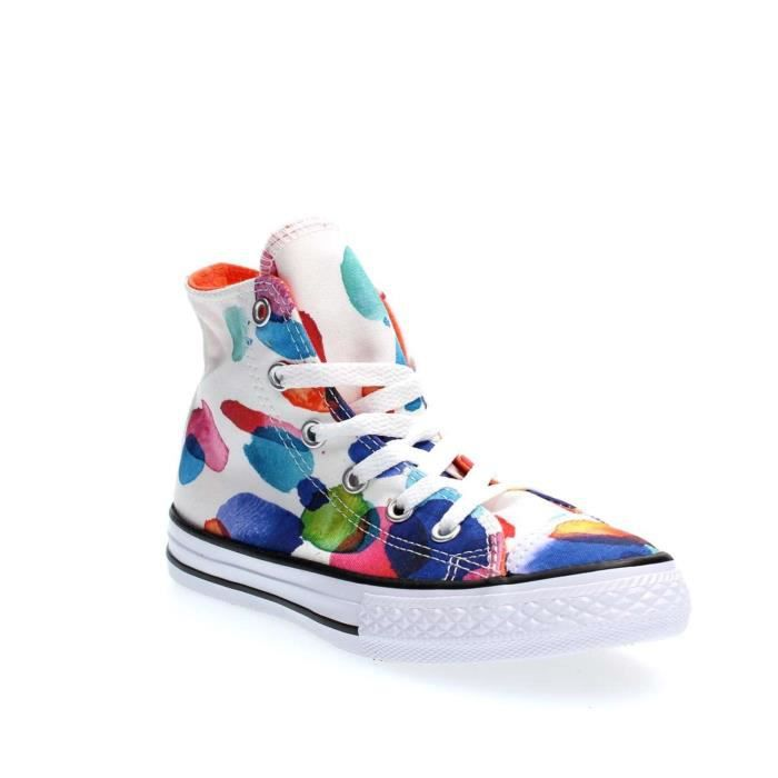 CONVERSE SNEAKERS fille WHITE, 31