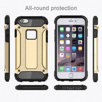 COQUE - BUMPER IPhone 6 Plus et 6s Plus Coque Armure Haute Résist
