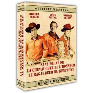 DVD FILM DVD Coffret western, vol. 2
