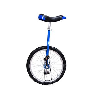 VÉLO MONOCYCLE Monocycle/vélo à une roue hauteur réglable charge