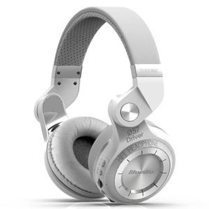 CASQUE - ÉCOUTEURS Bluedio T2+ (Turbine 2 plus) Casque Bluetooth stér