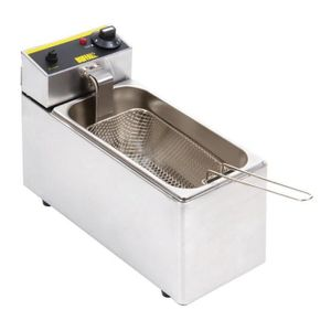 FRITEUSE ELECTRIQUE Friteuse simple Bufflalo 3 Litres