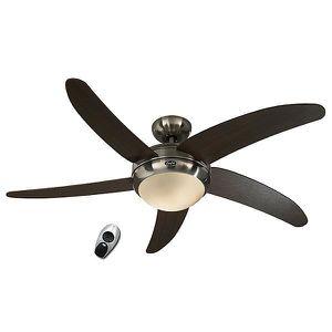 VENTILATEUR DE PLAFOND Ventilateur de plafond ELICA - avec télécommande é