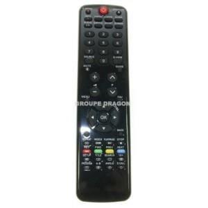 TÉLÉCOMMANDE TV HTR-D10 TELECOMMANDE    0094001284A LET19T3W H…