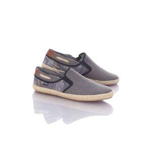 BASKET Kaporal Chaussures Julio gris palmier 123