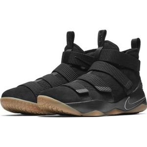 new products 3fe3f 63352 BASKET Baskets Nike LEBRON SOLDIER XI, Modèle 897644 007 ... CHAUSSURES  BASKET-BALL ...