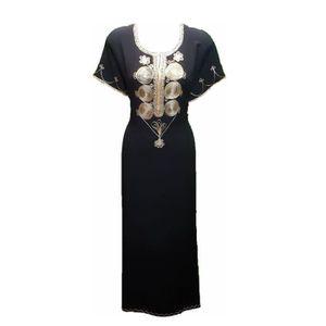 DJELLABA – CAFTAN – TAKCHITA robe orientale caftan marocain abaya robe dubai
