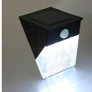 APPLIQUE EXTÉRIEURE 12 LED Applique solaire lumière extérieur mur jard