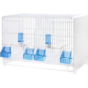 CAGE Cage d'élevage 58cm Système papier