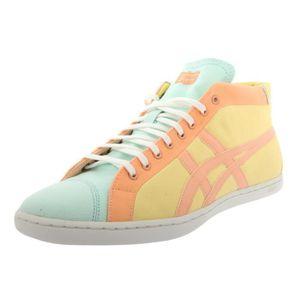 BASKET Asics Onitsuka Tiger par sneaker Seck MT jaune / r