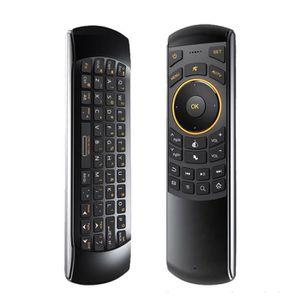 CLAVIER D'ORDINATEUR 2.4ghz souris sans fil portatif air télécommande p