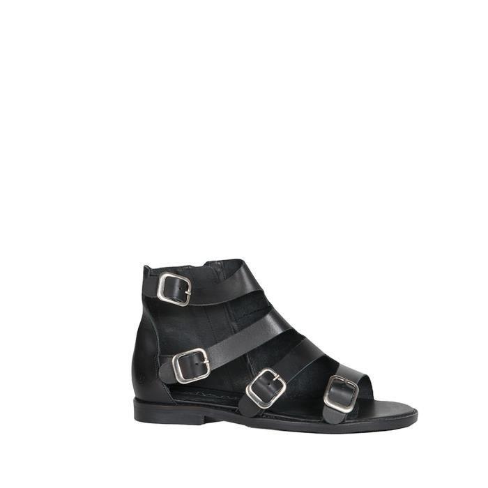 Sandales 75783 Vachetta Negro