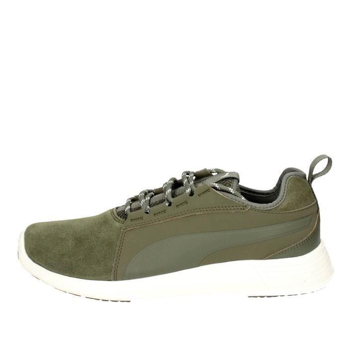 Puma Petite Sneakers Homme Vert foncé, 43