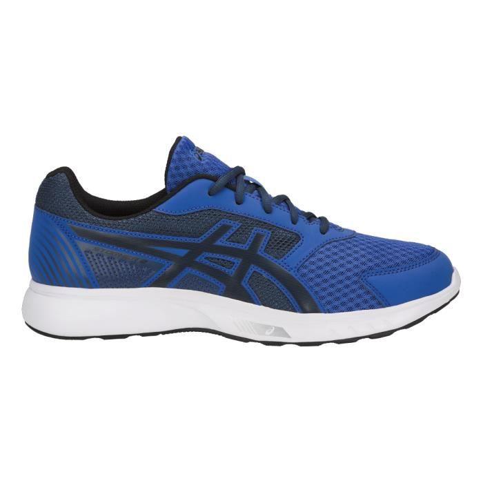 Asics Stormer 2 T843N-9097 Homme Chaussures de running Noir