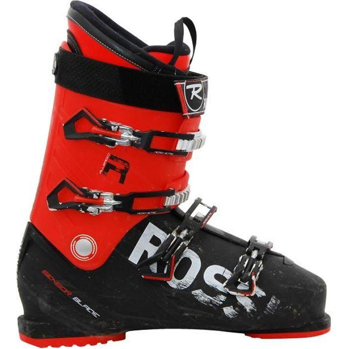 CHAUSSURES DE SKI Chaussure de ski Rossignol AllSpeed R noir rouge