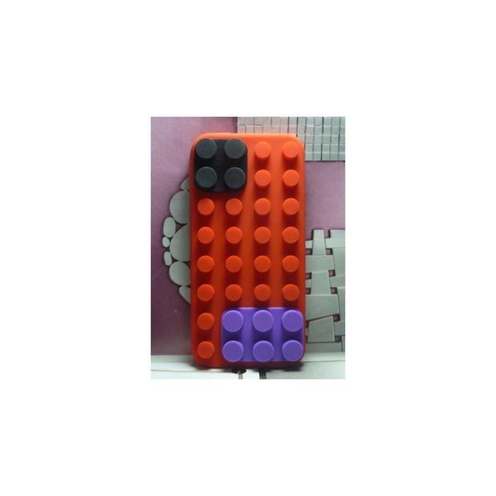 coque iphone 8 lego