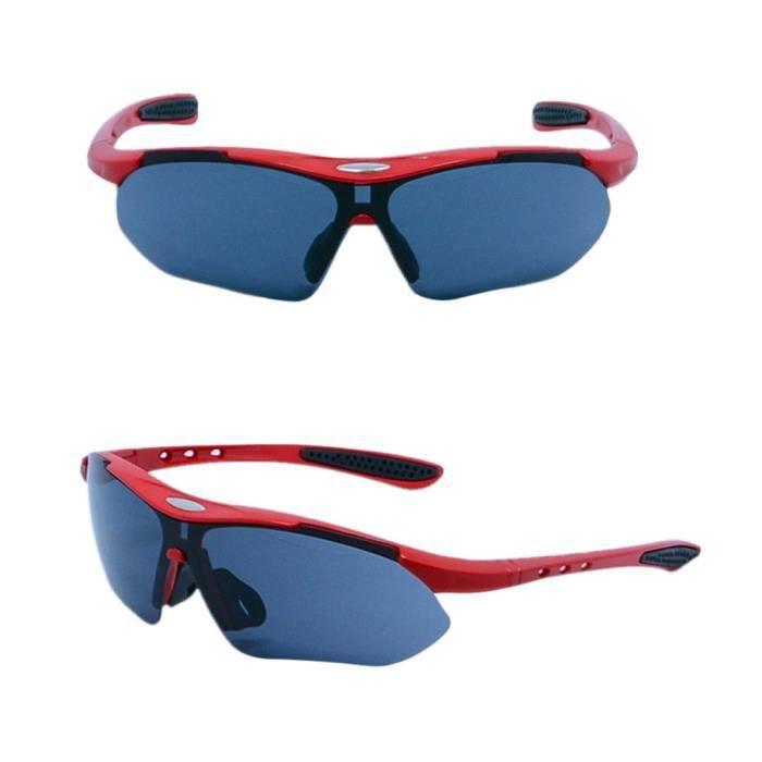 Mode Extérieur vélo lunettes de soleil polarisées populaire PAC3699022
