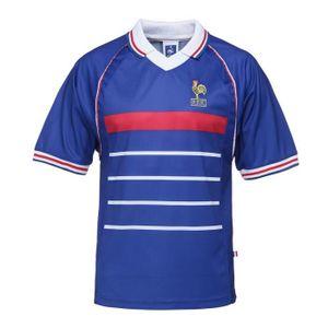 Maillot de football FRANCE 98 - Réplique - Bleu