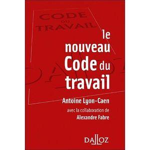 code du travail livre 9