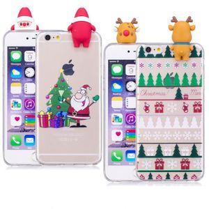 a2bc6d9db0fe HOUSSE - ÉTUI Coque iPhone6 6S Plus 5.5pouces New Cadeau Noël Mi