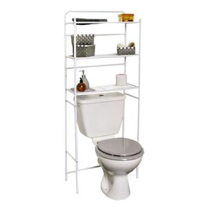 etagere dessus wc achat vente etagere dessus wc pas cher cdiscount. Black Bedroom Furniture Sets. Home Design Ideas