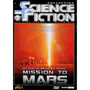 DVD FILM DVD MISSION TO MARS / COLLECTION SCIENCE FICTION