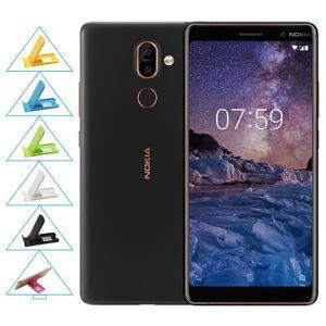 SMARTPHONE Noir Nokia 7 Plus occasion débloqué remise Grade A