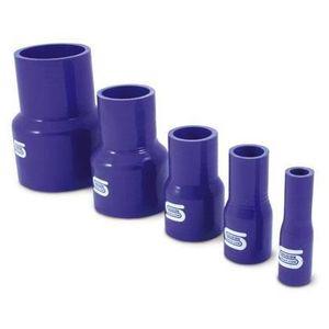 DURITE ADMISSION - AIR Reducteur Silicone Droit - D35-32mm - Bleu