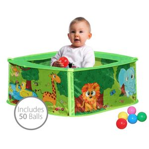 BALLES PISCINE À BALLES Bentley kids - Aire de jeu/piscine à balles - moti