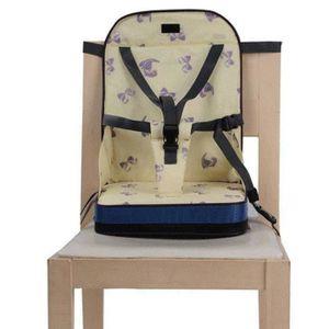 CHAISE Portable Pliable Harnais pour bébé Infant Chaise d