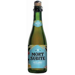 BIÈRE MORT SUBITE WITTE 5D5 75CL bière blanche