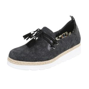 MOCASSIN Chaussures femme flâneurs mocassin argent 41
