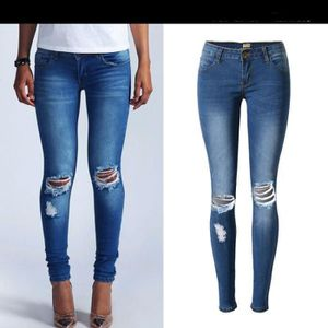 Jean taille basse - Achat   Vente pas cher - Cdiscount - Page 9 f020ee854a5