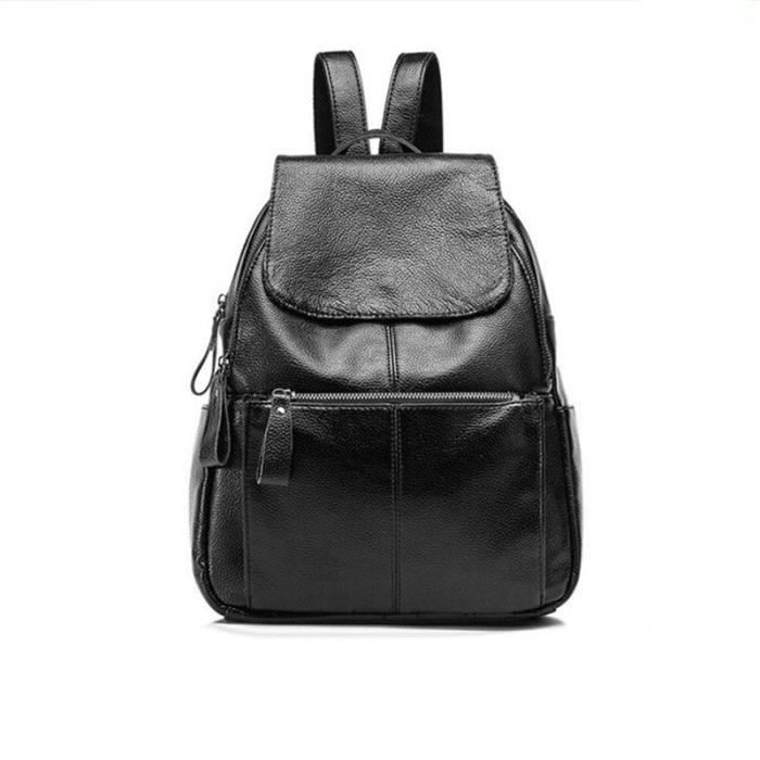 sac à main sac a dossac voyages souple qualité supérieure sac en cuir italien luxury designer noir high quality famous brand