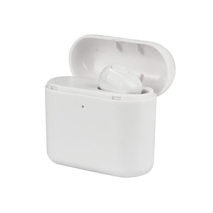 Léger Mini Sans Fil Bluetooth Écouteurs Avec Chargeur Boîte De Rangement_de4537