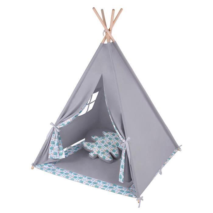 teepee enfant achat vente jeux et jouets pas chers. Black Bedroom Furniture Sets. Home Design Ideas