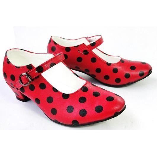Chaussures escarpin de danse FLAMENCO enfant