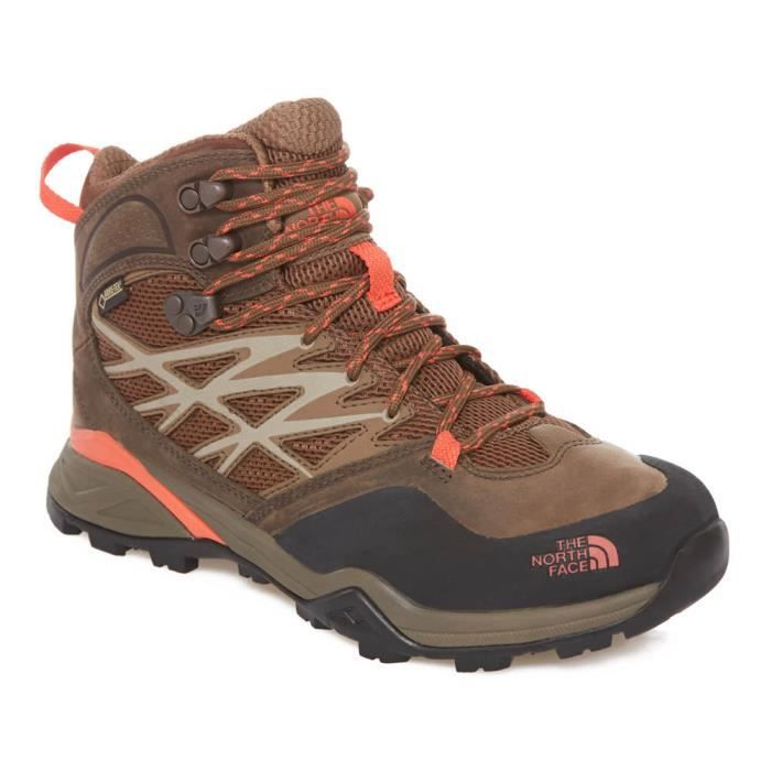 1fbe22500b Chaussures femme Randonnée The North Face Hedgehog Hike Mid Goretex ...