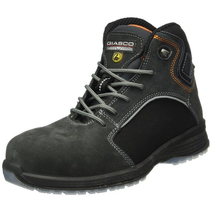 61ed80059f650 CHAUSSURES DE SECURITÉ Giasco Bottes à lacets S3 Snowboard 1J2J66 Taille-.  Chaussures industrielles moyen - Très hautes ...