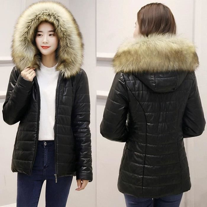 9f21aeec4d manteau-femme-hiver-cuir-doudoune-femme-court-mant.jpg