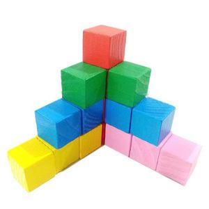 cube de construction achat vente jeux et jouets pas chers. Black Bedroom Furniture Sets. Home Design Ideas