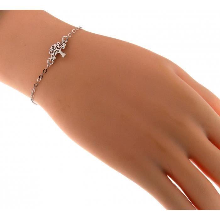 Bracelet Argent 925 ref 42794 Sanscouleur