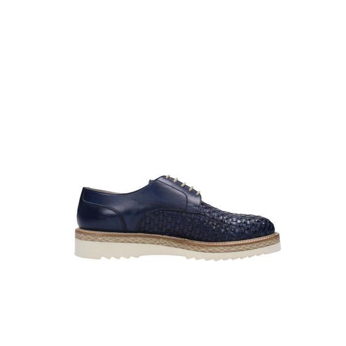 Henry Lobb Lace Shoes Homme Blue 8EZGqfO