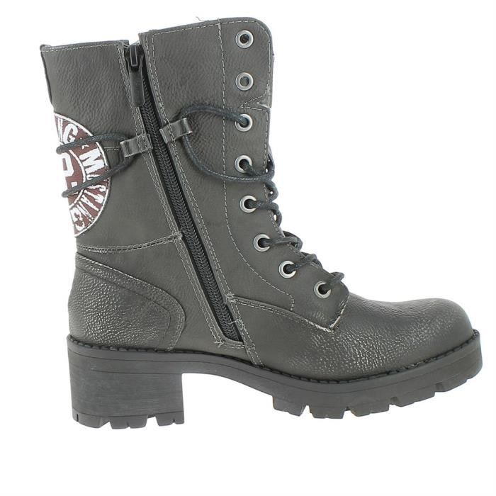 bottines / low boots 1259-503 femme mustang 1259-503