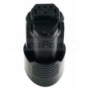 BATTERIE MACHINE OUTIL AccuPower batterie pour AEG L1215, L1215R, 1500mAh
