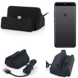 STATION D'ACCUEIL station d'accueil USB type C pour Huawei P10, noir