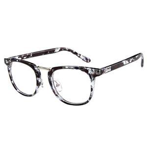 06521193e4c4b5 LUNETTES DE VUE Monture de lunettes rétro Ronde Monture verre clai ...